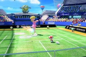 Mario Tennis: Ultra Smash Screenshot
