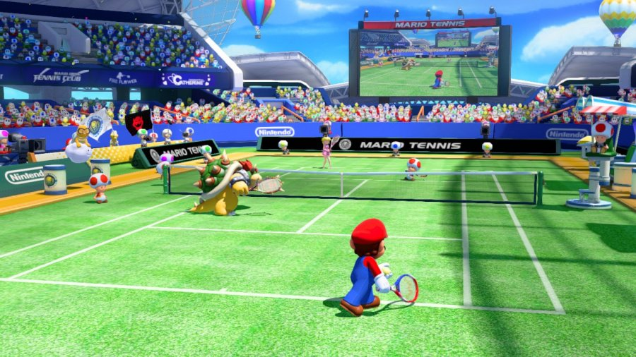 Mario Tennis: Ultra Smash Review - Screenshot 8 of 8