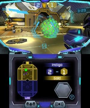 Metroid Prime: Blast Ball Review - Screenshot 3 of 4