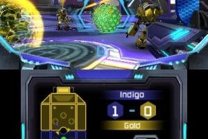 Metroid Prime: Blast Ball Screenshot