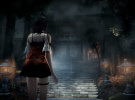 Fatal Frame: The Black Haired Shrine Maiden Screenshot