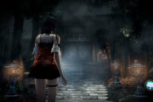 Project Zero: Maiden of Black Water Screenshot