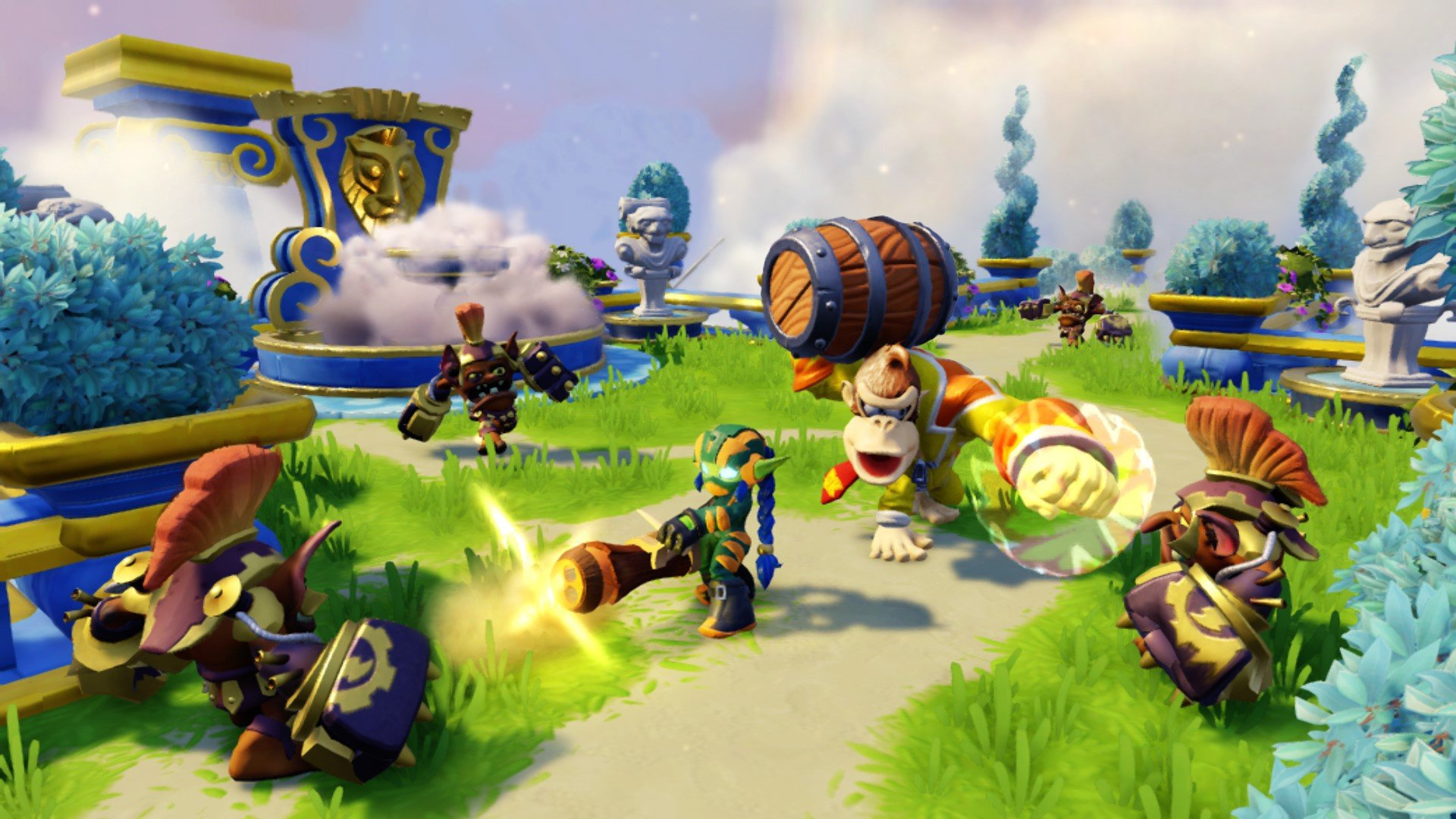 Skylanders superchargers wii u news reviews trailer - Image skylanders ...