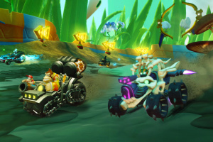 Skylanders SuperChargers Screenshot