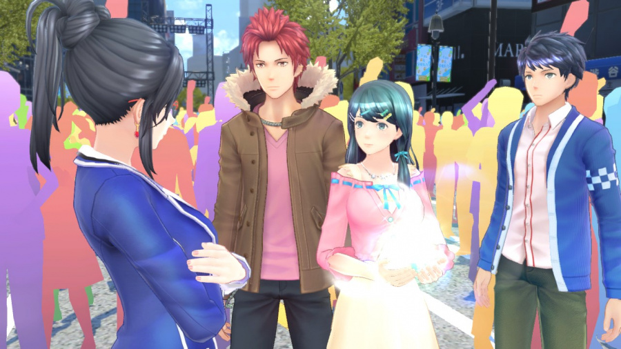 Tokyo Mirage Sessions #FE Review - Screenshot 3 of 8