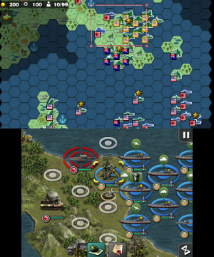 Glory of Generals: The Pacific Review - Screenshot 2 of 5