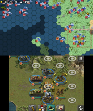 Glory of Generals: The Pacific Review - Screenshot 1 of 5