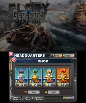 Glory of Generals: The Pacific Review - Screenshot 3 of 5