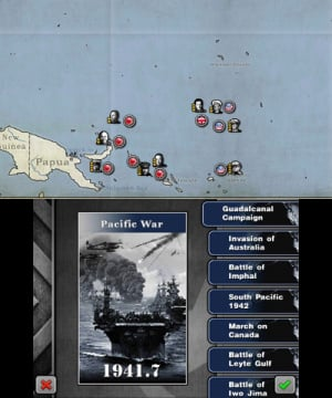 Glory of Generals: The Pacific Review - Screenshot 4 of 5
