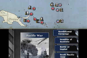 Glory of Generals: The Pacific Screenshot