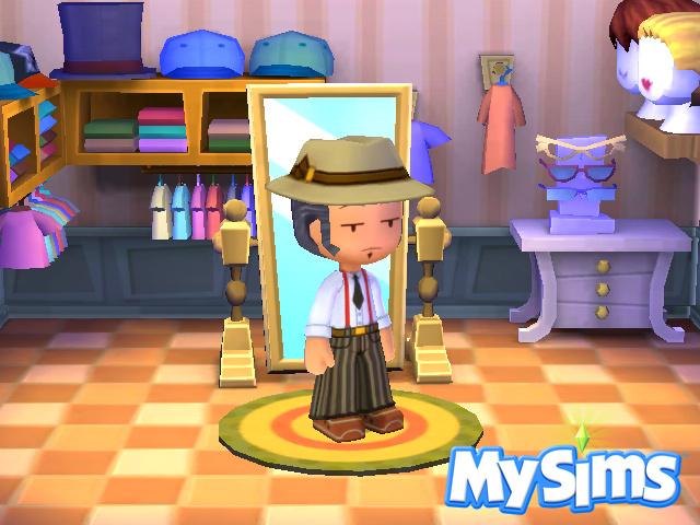 MySims Screenshot