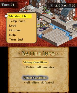 Mercenaries Saga 2: Order Of The Silver Eagle Review - Screenshot 2 of 6