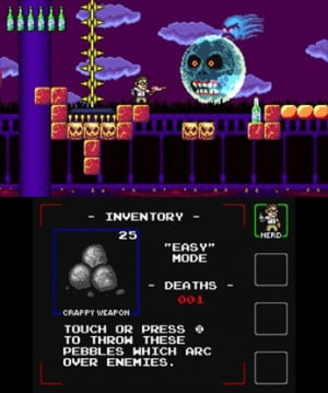 Angry Video Game Nerd Adventures Review - Screenshot 1 of 3
