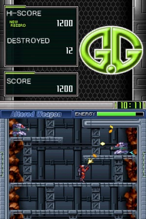 G.G Series ALTERED WEAPON Review - Screenshot 1 of 2