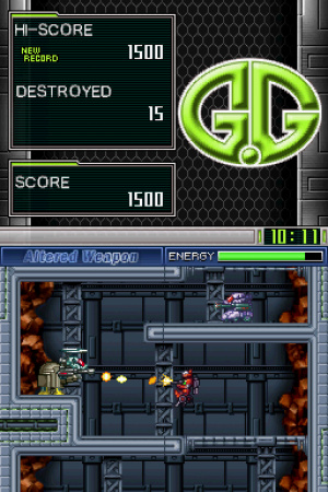 G.G Series ALTERED WEAPON Review - Screenshot 2 of 2