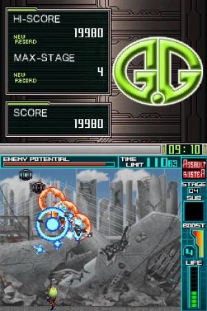 G.G Series ASSAULT BUSTER Review - Screenshot 1 of 2