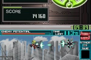 G.G Series ASSAULT BUSTER Screenshot