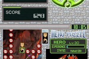 G.G Series HERO PUZZLE Screenshot