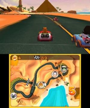 Garfield Kart Review - Screenshot 4 of 5