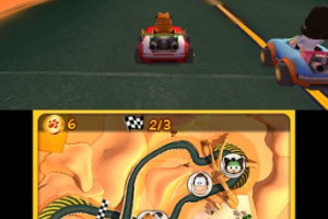 Garfield Kart Screenshot