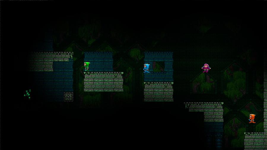 Roving Rogue Review - Screenshot 1 of 3