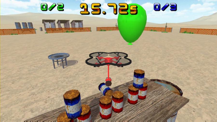 Quadcopter Pilot Challenge Review - Screenshot 3 of 4