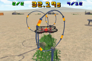 Quadcopter Pilot Challenge Screenshot
