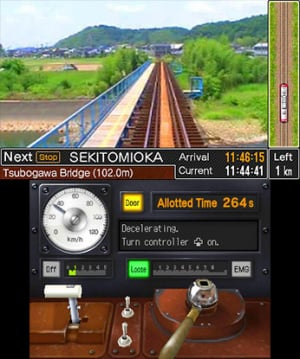 Japanese Rail Sim 3D Journey in Suburbs #1 Review - Screenshot 1 of 3