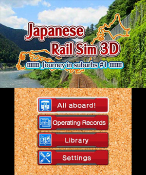 Japanese Rail Sim 3D Journey in Suburbs #1 Review - Screenshot 3 of 3