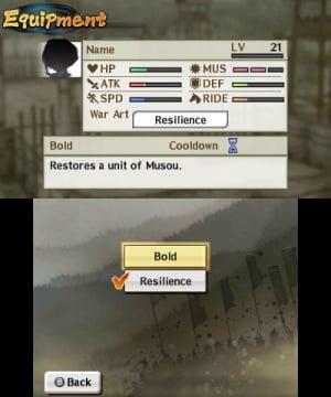 Samurai Warriors Chronicles 3 Review - Screenshot 1 of 6