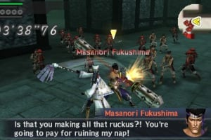 Samurai Warriors Chronicles 3 Screenshot