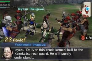 Samurai Warriors Chronicles 3 Screenshot