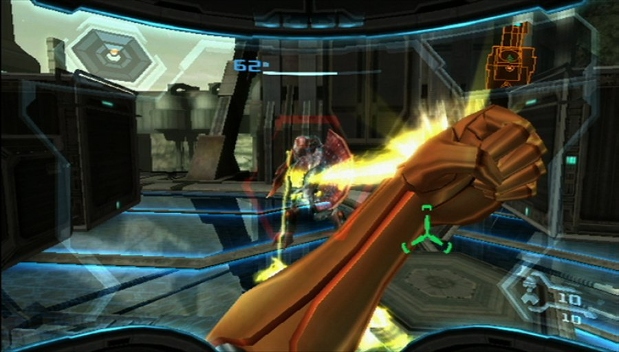 Metroid Prime 3: Corruption Review - Screenshot 1 of 4