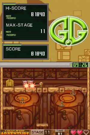 G.G Series GREAT WHIP ADVENTURE Review - Screenshot 2 of 2