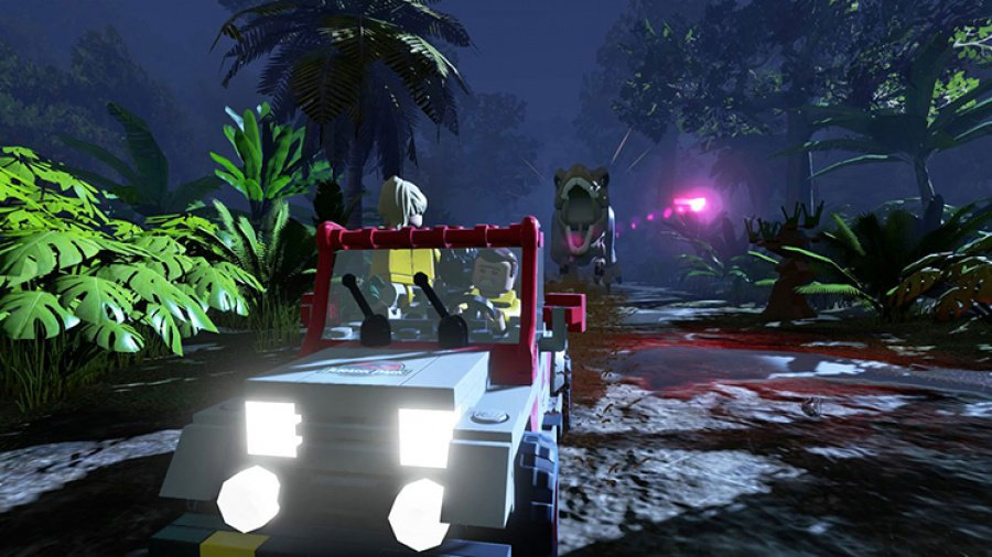 LEGO Jurassic World Review - Screenshot 3 of 5
