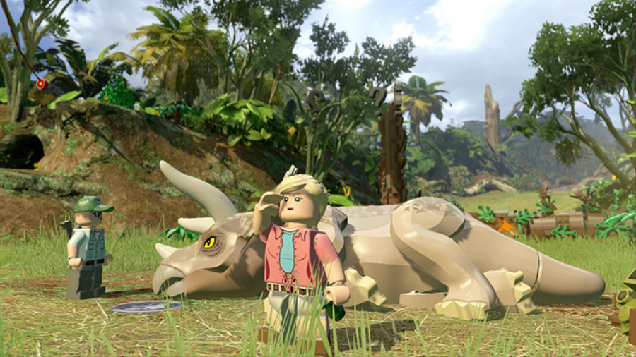 LEGO Jurassic World Review - Screenshot 2 of 5
