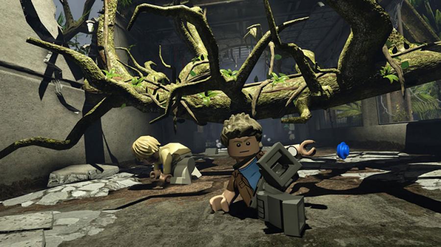 LEGO Jurassic World Review - Screenshot 1 of 5