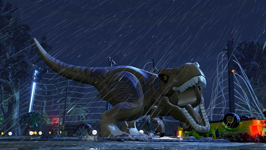 LEGO Jurassic World Review - Screenshot 4 of 5