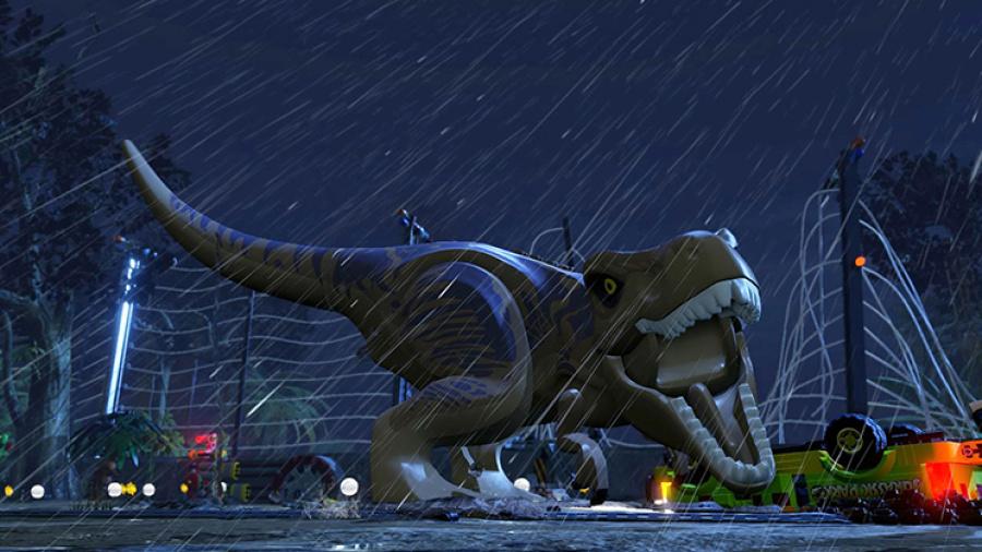 LEGO Jurassic World Review - Screenshot 2 of 5