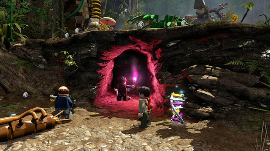 LEGO Jurassic World Review - Screenshot 5 of 5