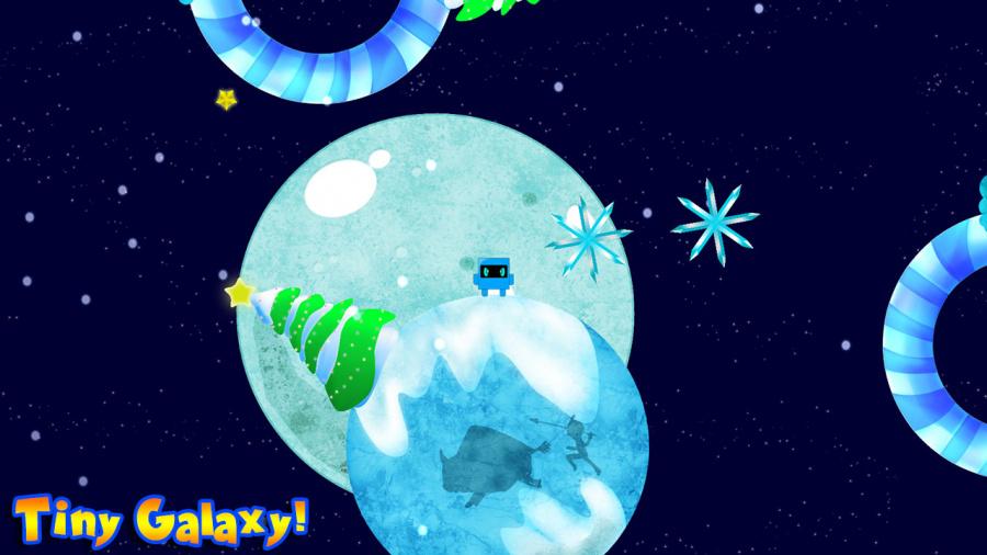 Tiny Galaxy Review - Screenshot 1 of 3