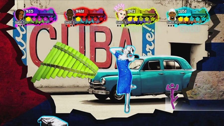 Baila Latino Review - Screenshot 2 of 4