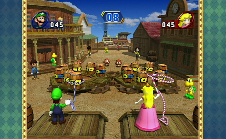 Mario Party 8 Screenshot