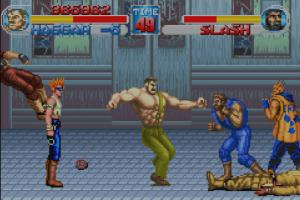 Final Fight One Screenshot