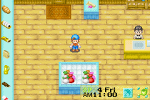Harvest Moon: Friends of Mineral Town Review - Screenshot 3 of 4