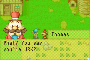 Harvest Moon: Friends of Mineral Town Review - Screenshot 1 of 4