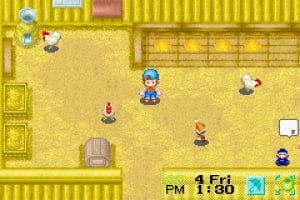Harvest Moon: Friends of Mineral Town Review - Screenshot 2 of 4