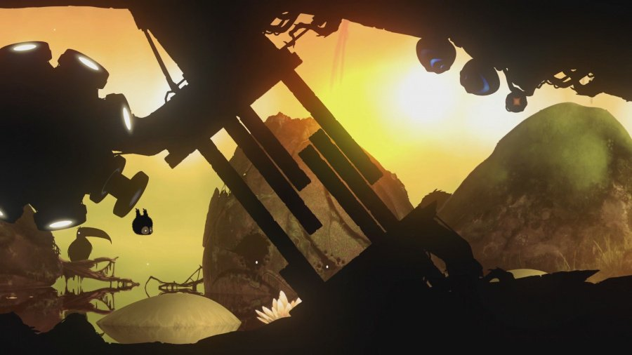 BADLAND: Game of the Year Edition Review - Screenshot 2 of 4
