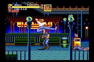 3D Streets of Rage 2 Screenshot