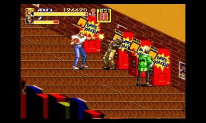 3D Streets of Rage 2 Review - Screenshot 1 of 6
